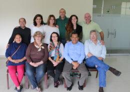 consortium members at the last consortium meeting in october 2018